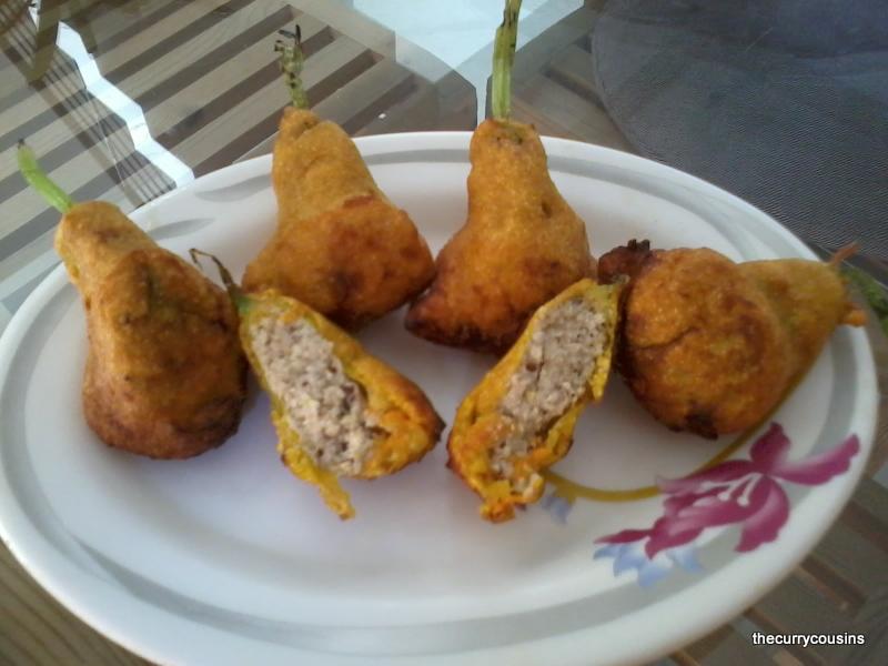 Indian Pumpkin Blossom Fritters – Recipesbnb